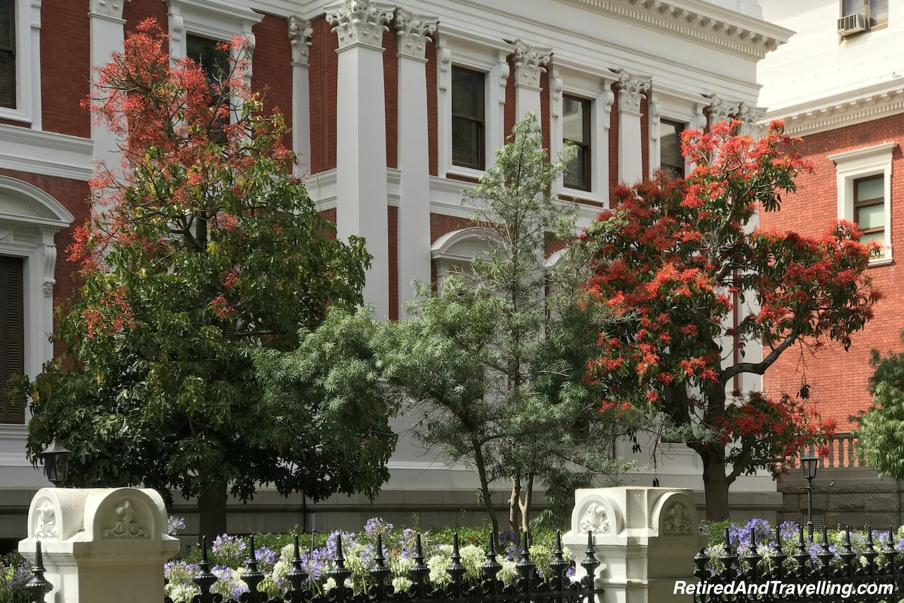 Parliament House in Company's Garden - Quick Tour of Cape Town.jpg