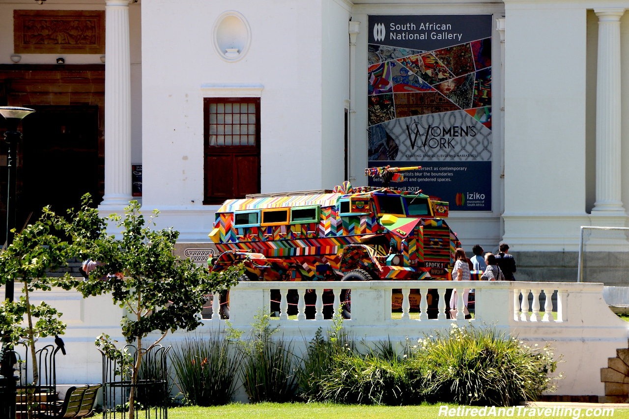 South African National Gallery in Company's Garden - Quick Tour of Cape Town.jpg