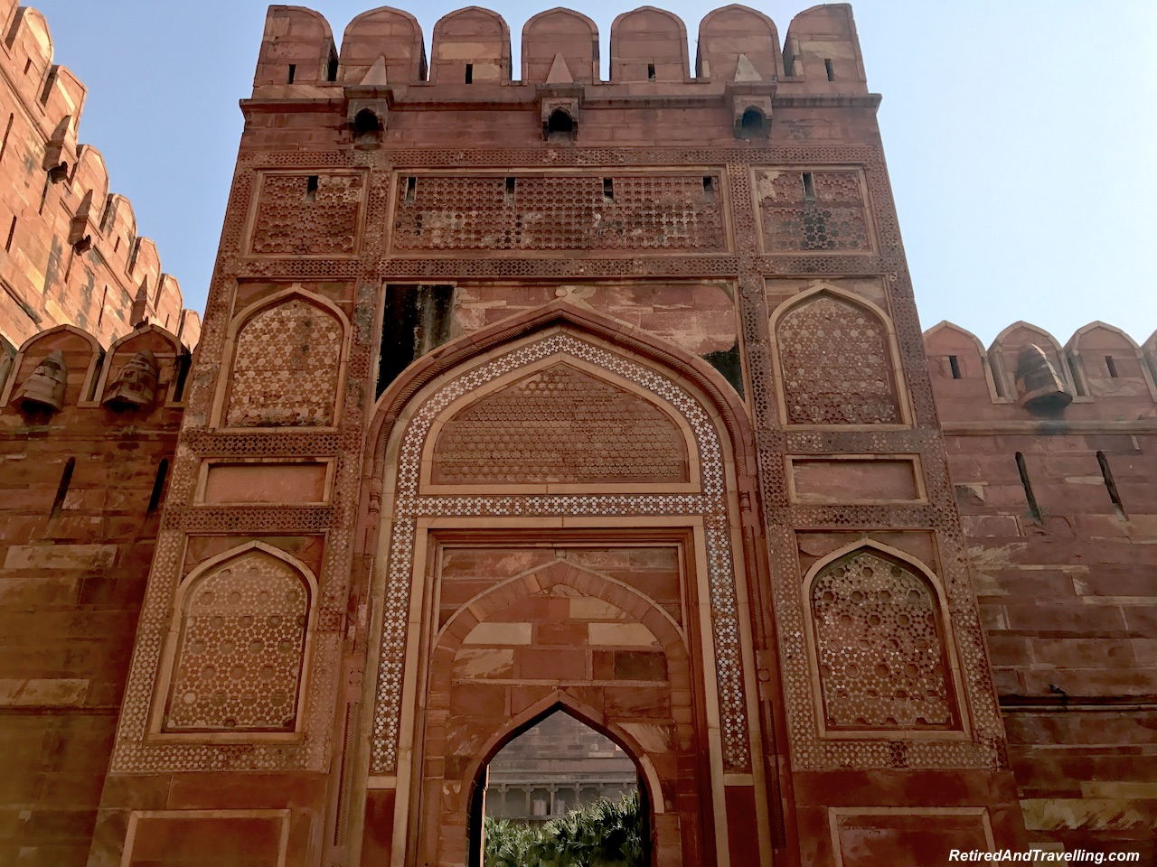 Amar Singh Gate - Red Fort in Agra.jpg