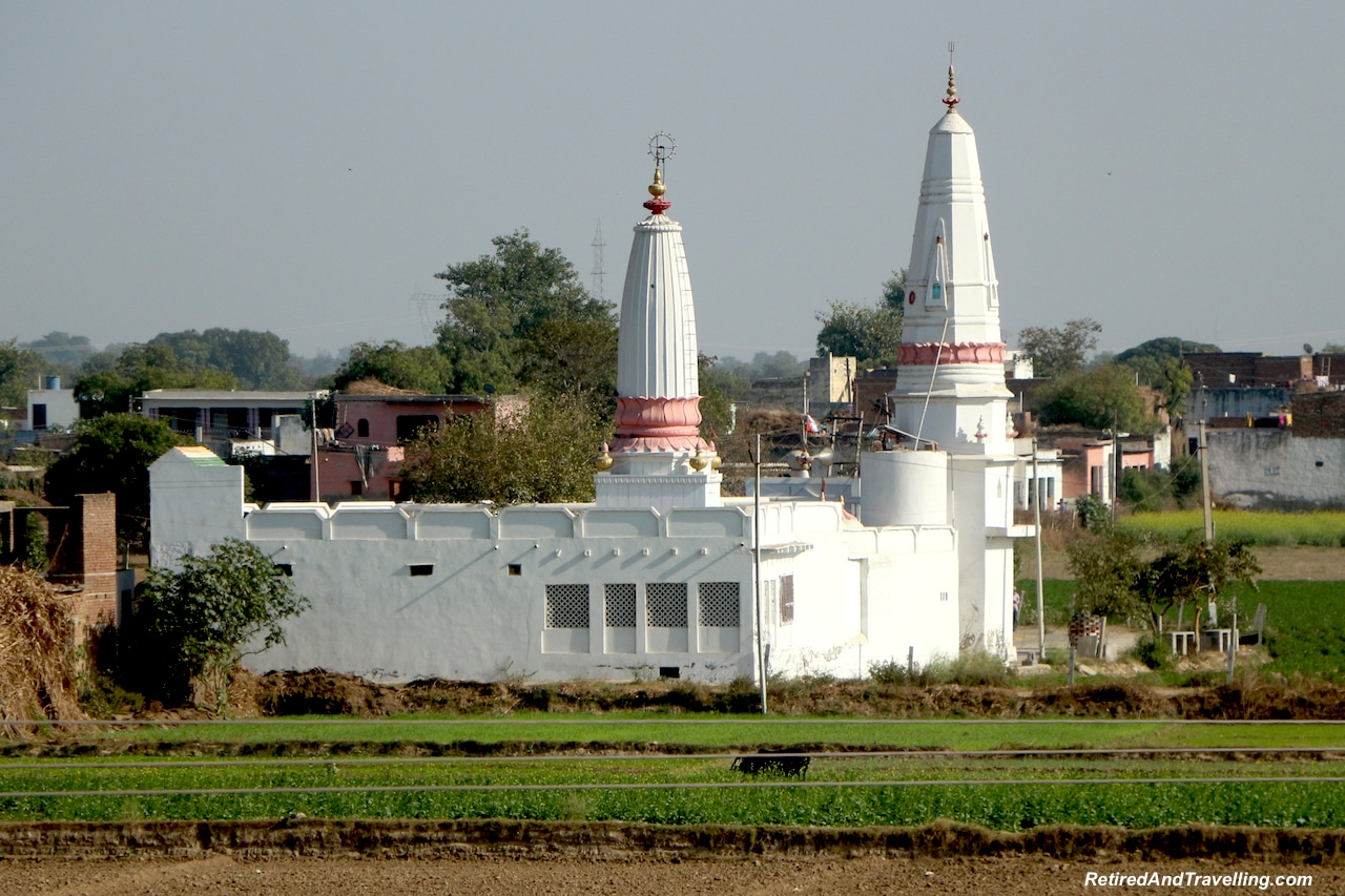 Mosques on Drive to Agra - Delhi Drive to Explore Agra.jpg