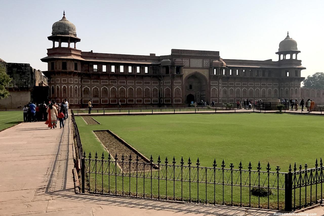 Jahangiri Mahal - Red Fort in Agra.jpg