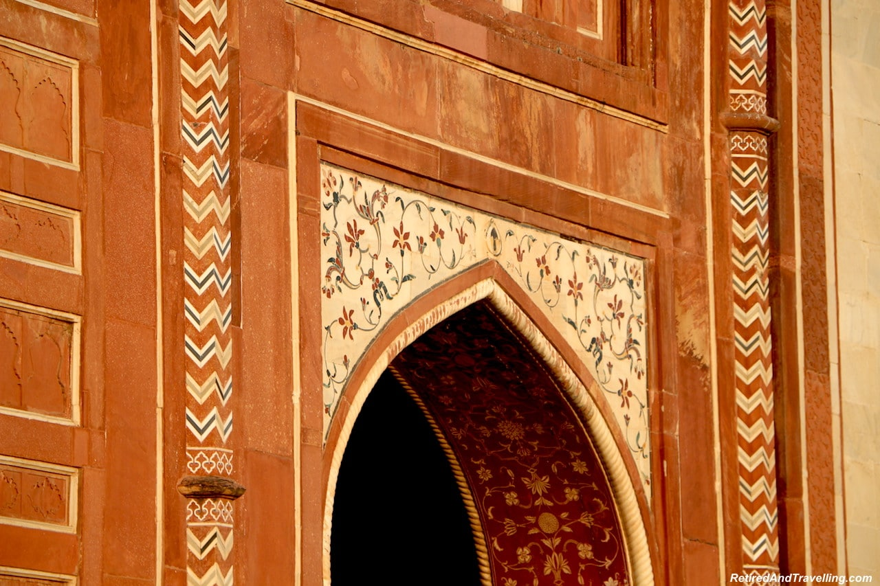 Mosque Architecture - Taj Mahal at Sunrise and Sunset.jpg