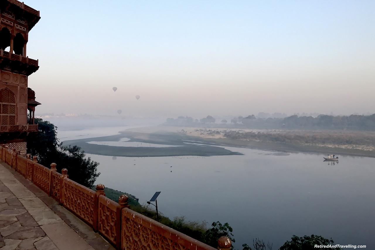 Morning Mist Balloons - Taj Mahal at Sunrise and Sunset.jpg