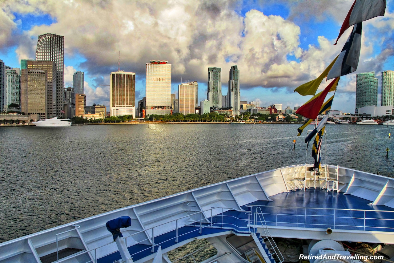 Miami Harbour with Intercontinental - Portugal and Spain For The Spring.jpg