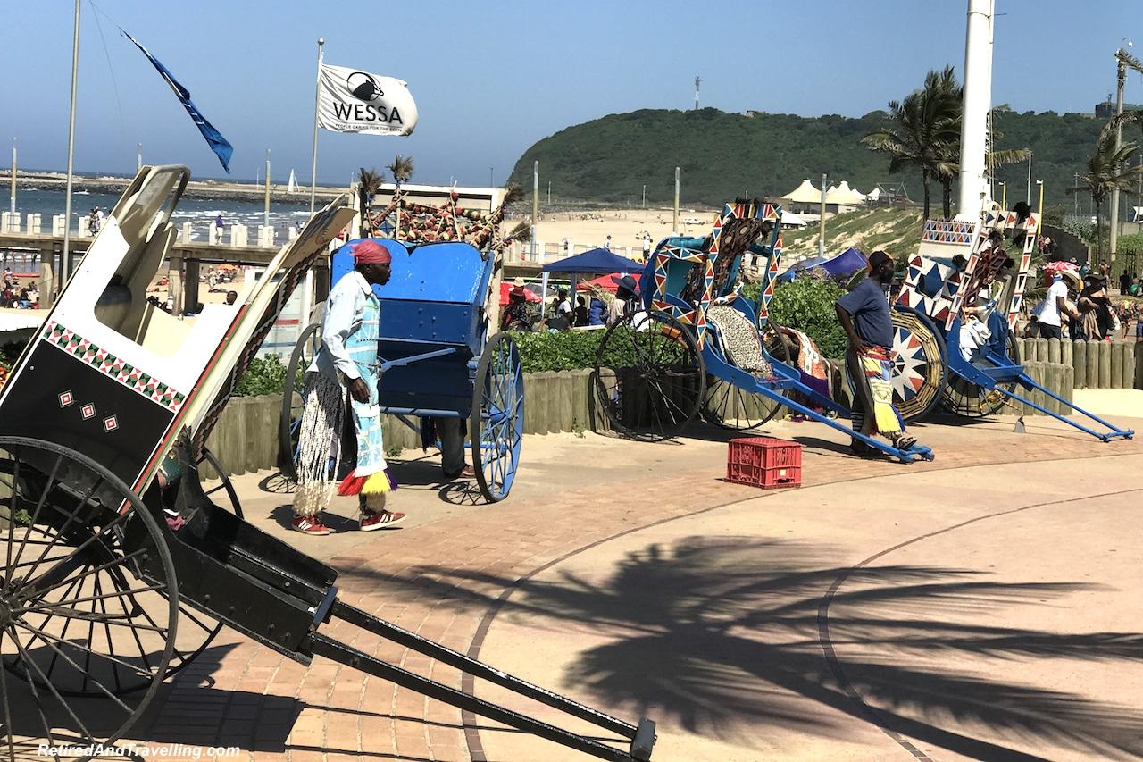 Durban Beach Rickshaws - Enjoy The Beach in Durban.jpg