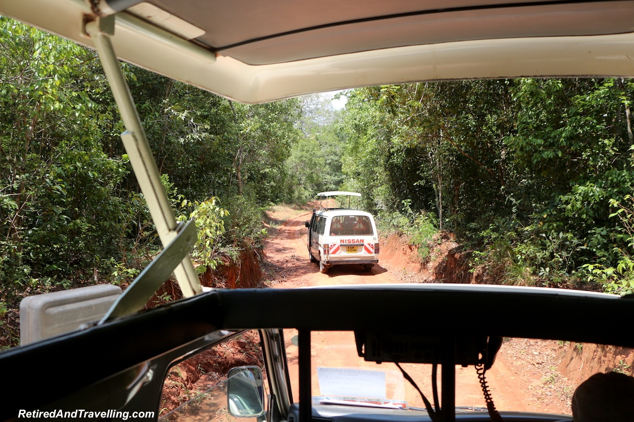 Driving Through Shimba Hills - First Sight of African Animals.jpg