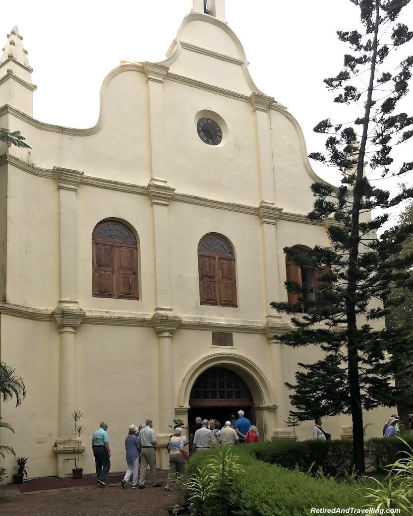 St Francis Church - Walking Tour of Cochin India.jpg