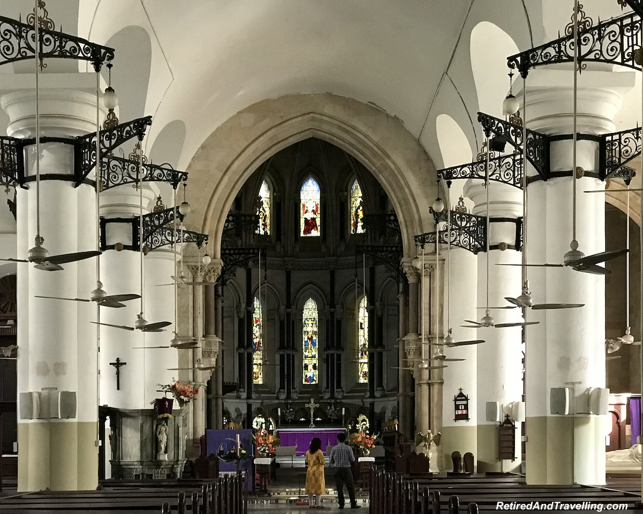 Mumbai St Thomas Cathedral - Religious Diversity on a Tour of Mumbai.jpg