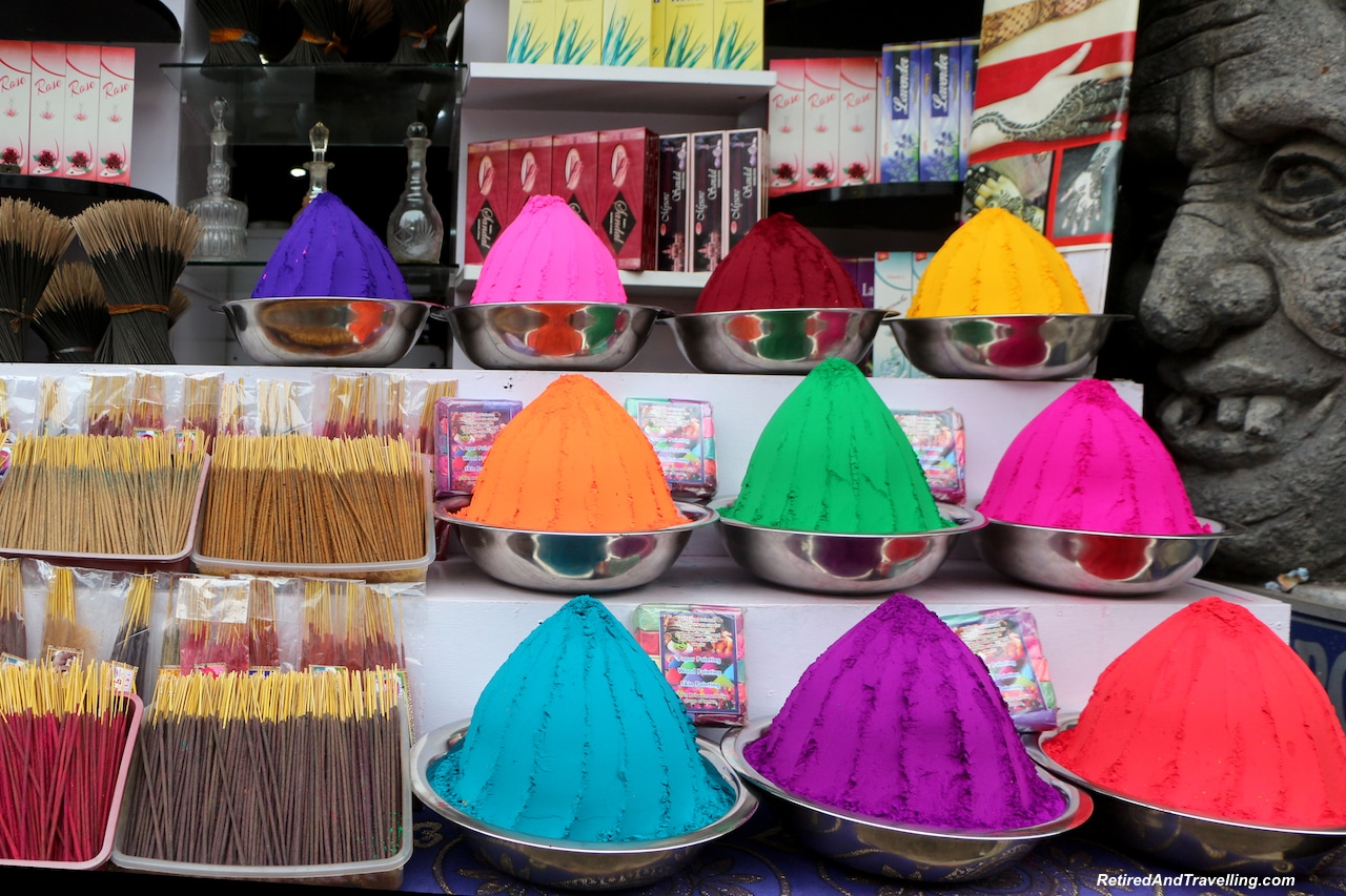 Street Dye and Incense Markets - Walking Tour of Cochin India.jpg