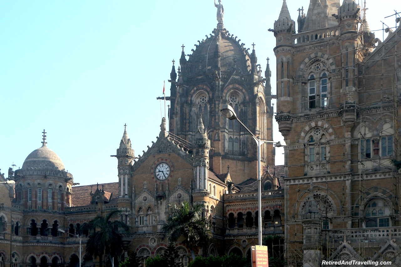 Mumbai Railway Station - Religious Diversity on a Tour of Mumbai.jpg