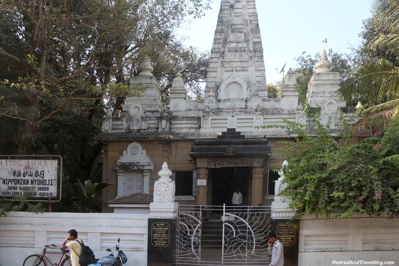 Mumbai Japanese Budhist Temple - Religious Diversity on a Tour of Mumbai.jpg