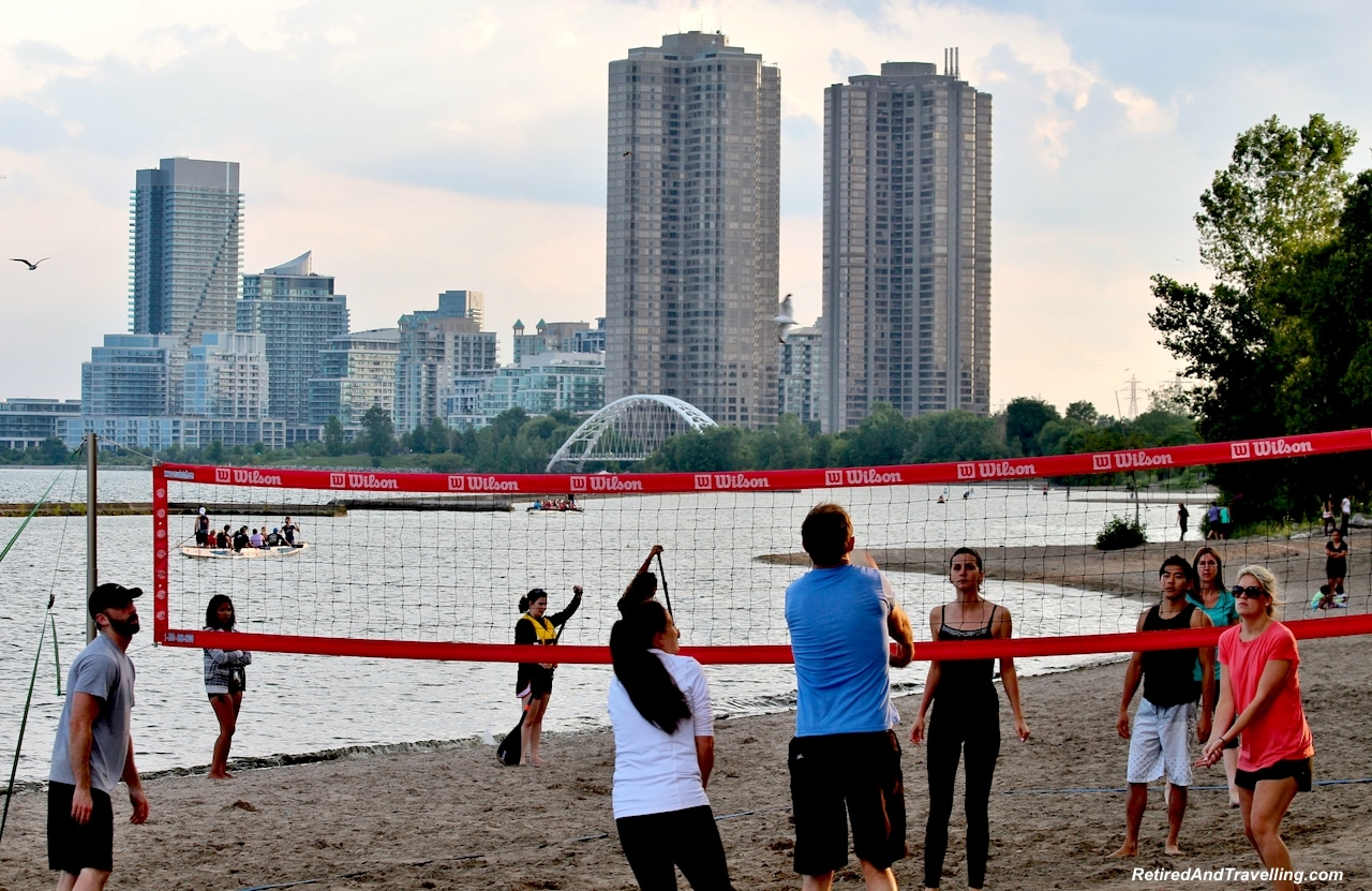 Beach Volleyball on the Waterfront - Things To Do When Visiting Toronto.jpg