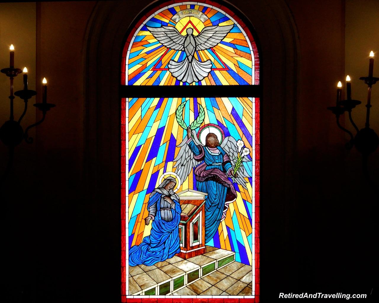 Catedral de San Juan Stained Glass - Walking in San Juan.jpg