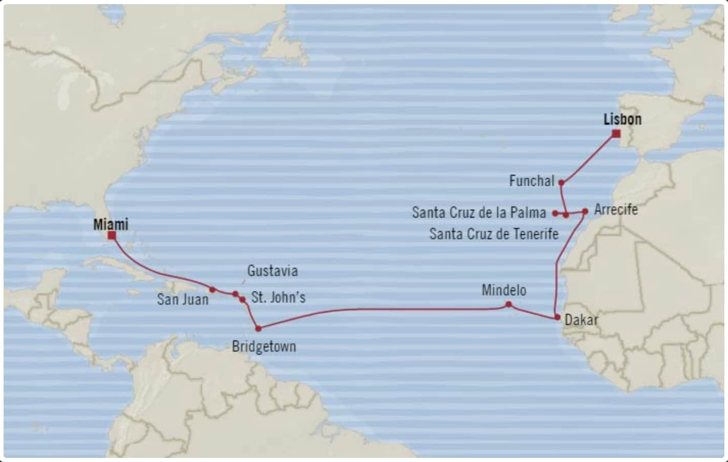 Cruise Route - Portugal and Spain For The Spring.jpg