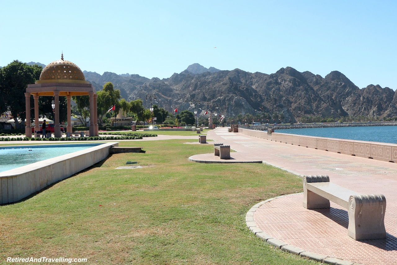Waterfront Promenade Muscat - Things To Do In Muscat.jpg