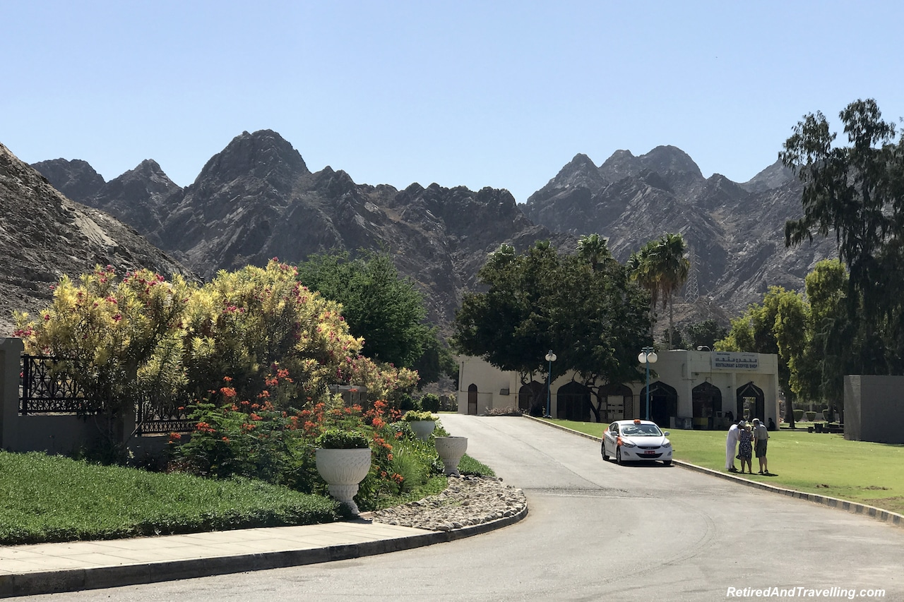 Mountains Surround Muscat - Things To Do In Muscat.jpg