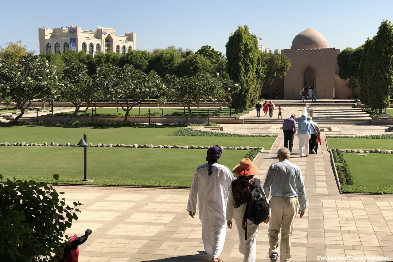 Entrance - Grand Mosque in Muscat.jpg