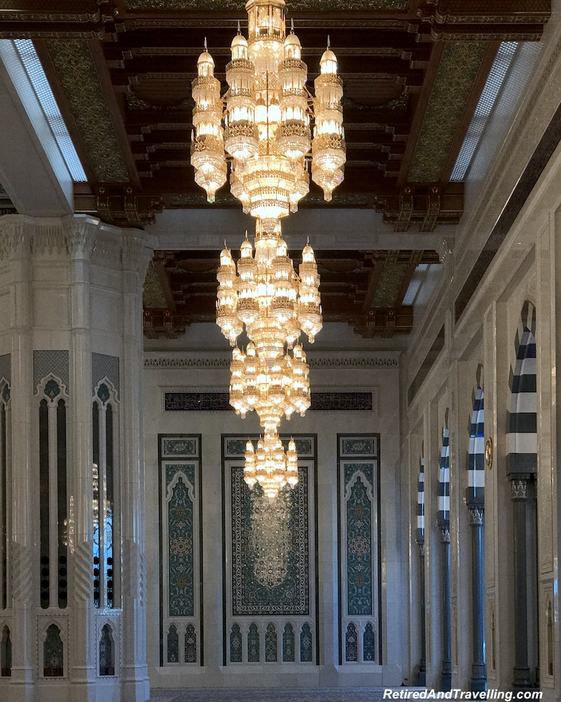 Main Prayer Room Chandeliers - Grand Mosque in Muscat.jpg