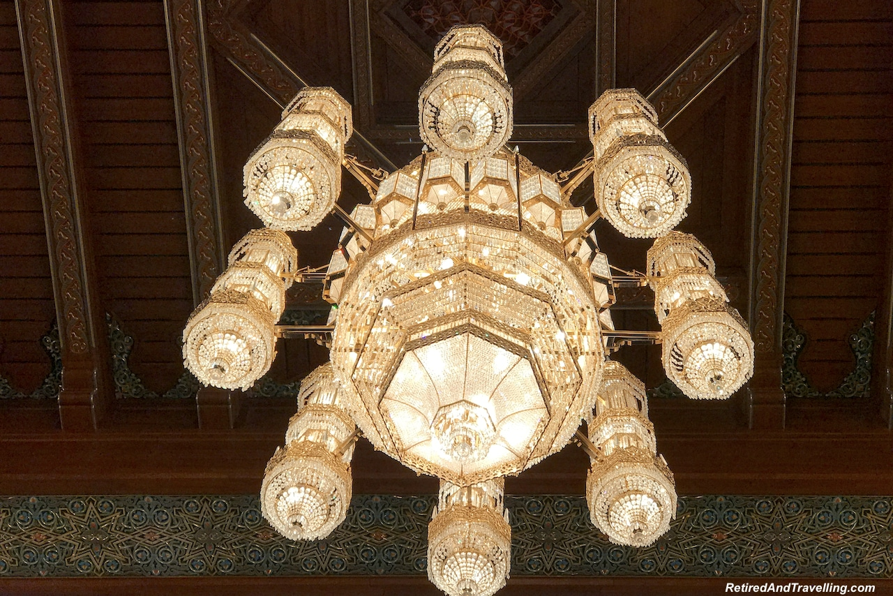 Main Prayer Room Chandeliers - Grand Mosque in Muscat.jpg