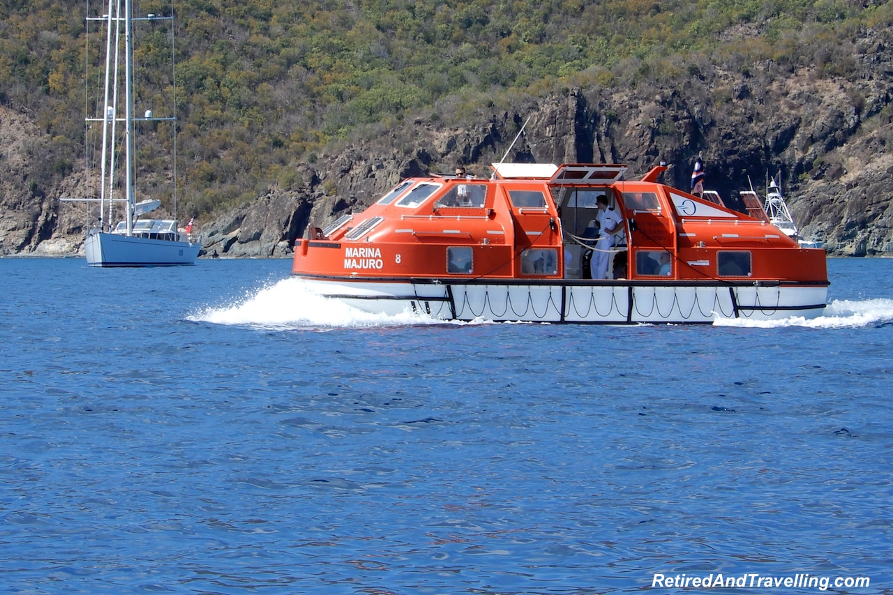 Oceania Cruises in Gustavia Harbour - Head To The Beach in St Barts.jpg