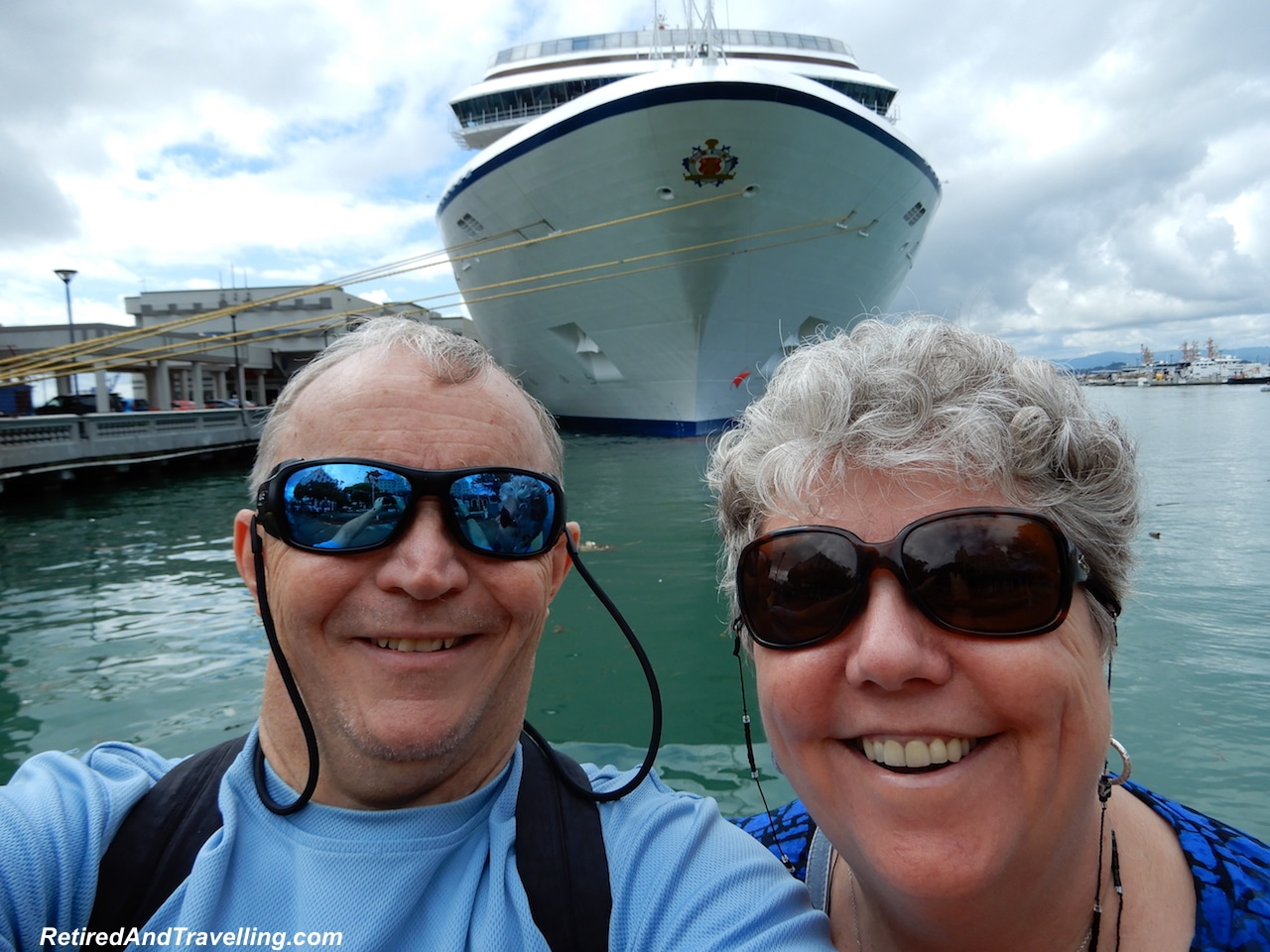 Oceania Cruises Marina in San Juan Port - Walking in San Juan.jpg