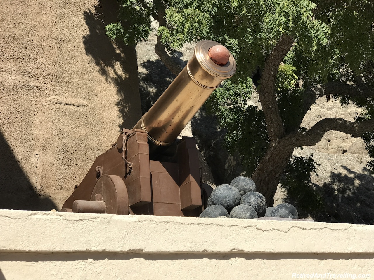 Old Town Cannons Muscat - Things To Do In Muscat.jpg