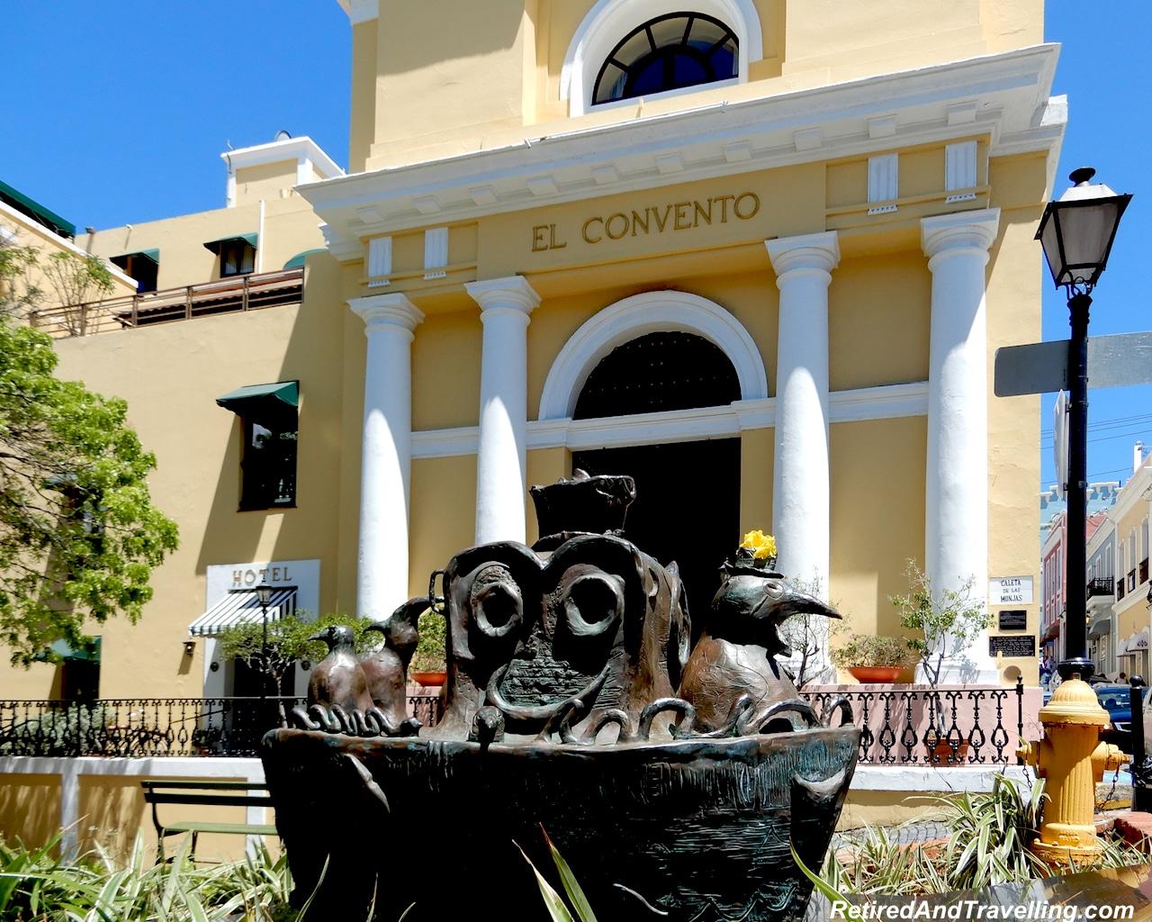 Plaza Felisa Rincon de Gautier Park Statues - Walking in San Juan.jpg