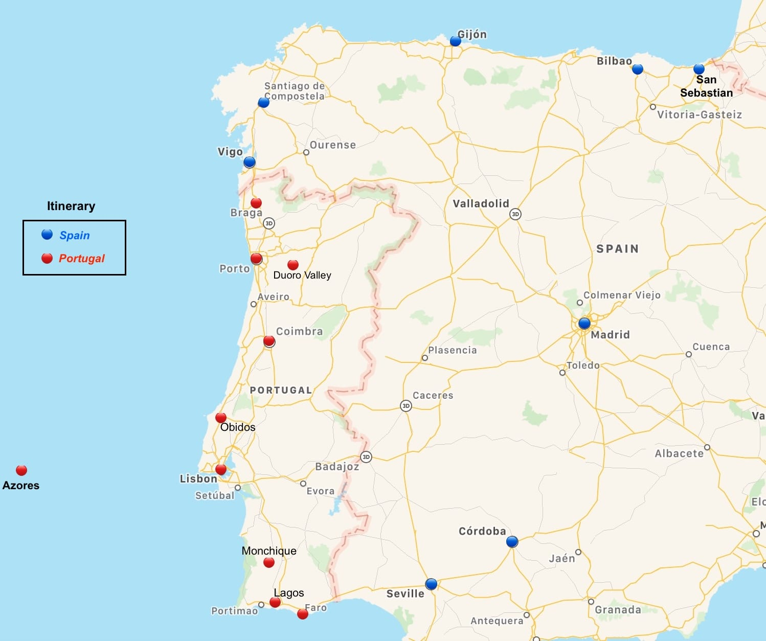 Portugal and Spain Itinerary - Portugal and Spain For The Spring.jpg