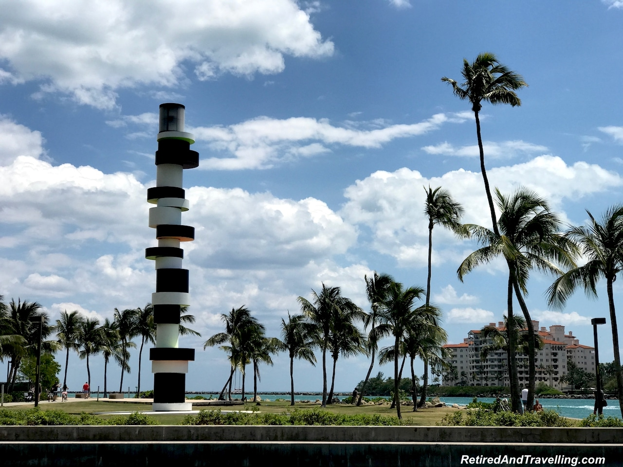 Obstinate Lighthouse - South Beach Walkway - Starting A Cruise In Miami.jpg