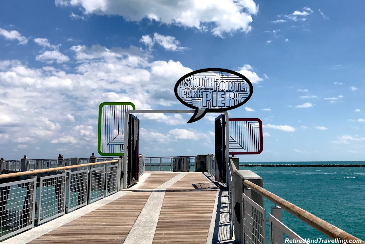 South Pointe Park Pier - South Beach - Starting A Cruise In Miami.jpg