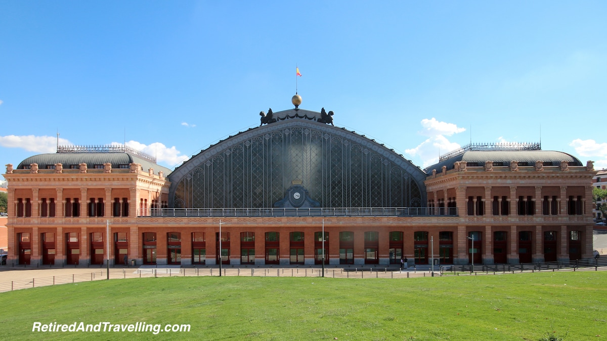Madrid Train Station - Portugal and Spain For The Spring.jpg
