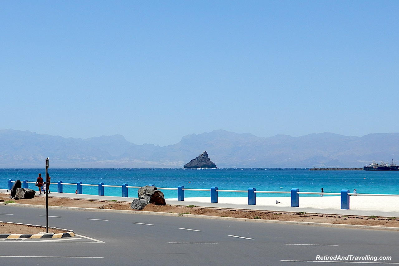 Main Beach and Harbour - Volcanic Islands of Cape Verde.jpg