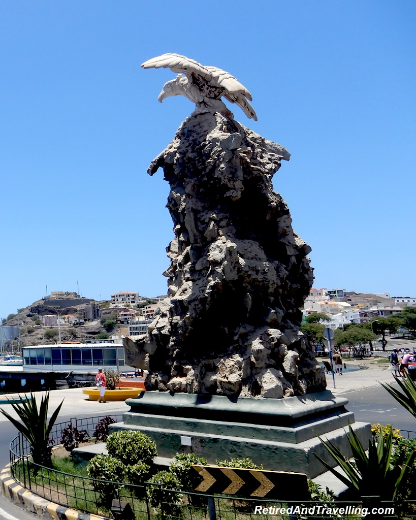 Harbour Bird Statue - Volcanic Islands of Cape Verde.jpg