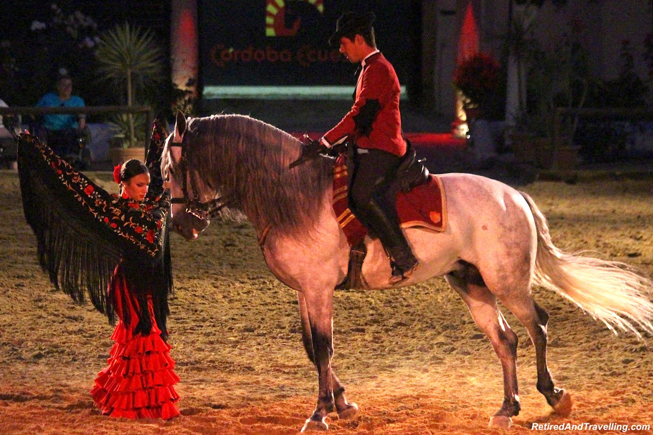 Horses and Flamenco Dancers - Andalusian Horse Show In Córdoba.jpg