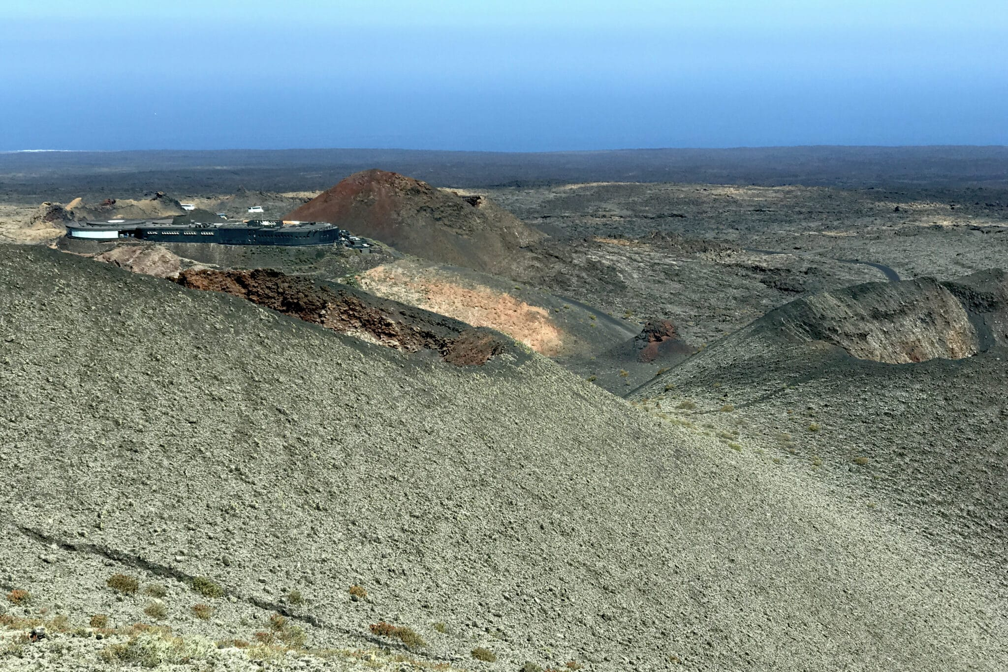Timanfaya National Park Volcanic Displays - Colours Of Lanzarote.jpg