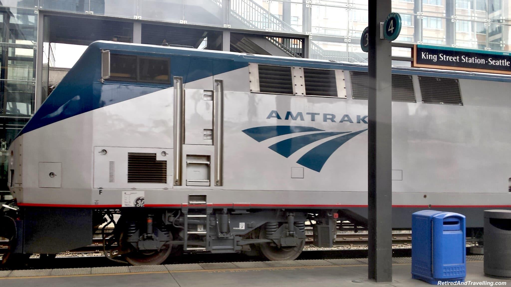 Amtrak Train - Vancouver Stop On An Alaska Cruise.jpg