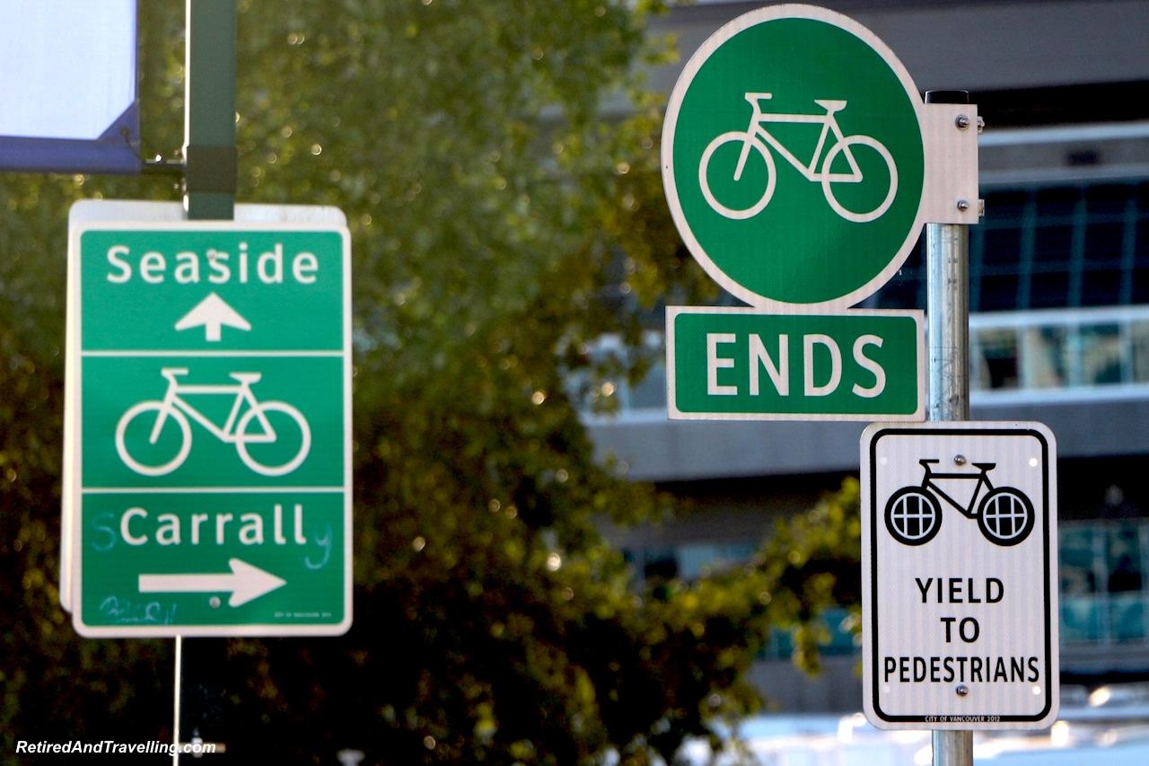 Vancouver Biking - Vancouver Stop On An Alaska Cruise.jpg