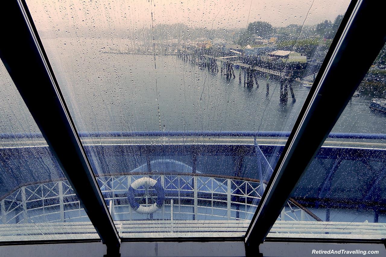 Prince Rupert Harbour Rain - Alaska cruise for grizzly bears.jpg