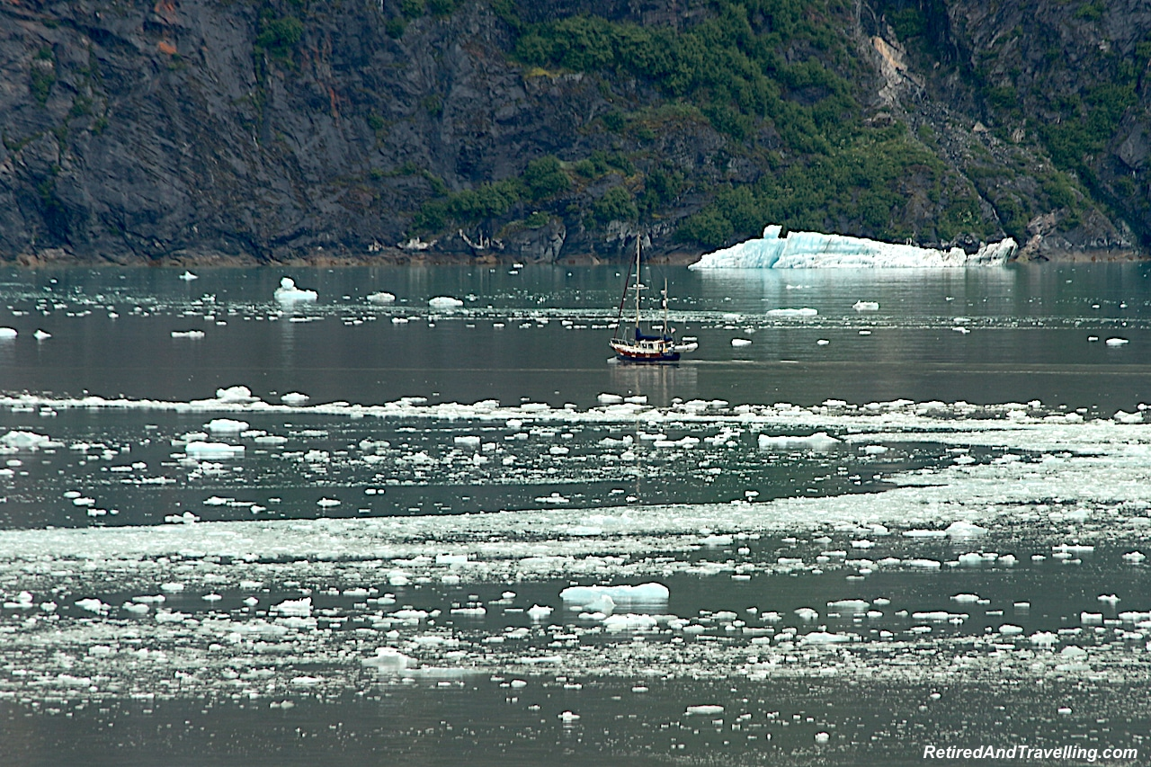 Cruising the Tracy Arm Fjord To Sawyer Glacier - Alaska Cruise From Seattle.jpg