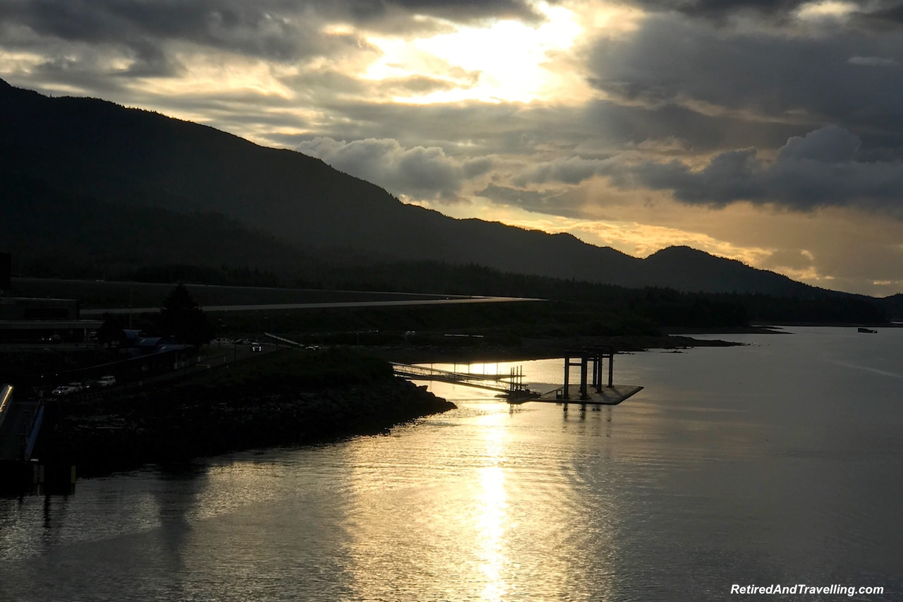 Sunset Leaving Ketchikan - A Rainforest Excursion in Ketchikan.jpg