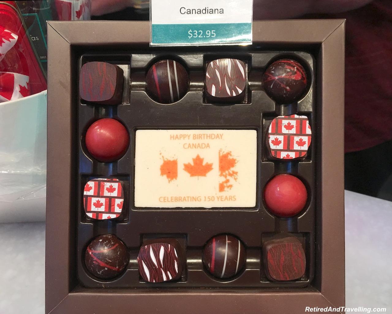 Granville Island Market Chocolate - Vancouver Stop On An Alaska Cruise.jpg