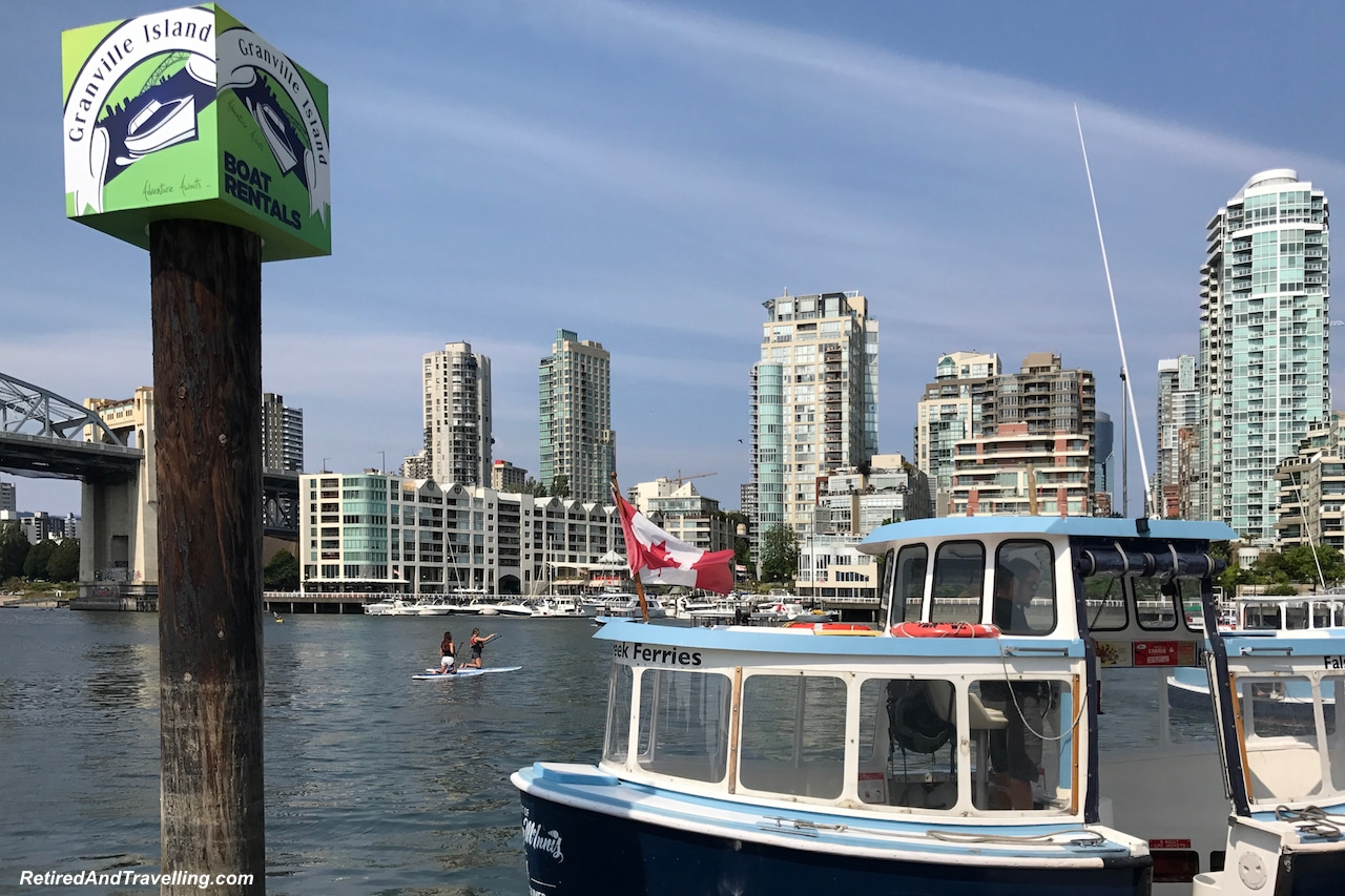 Granville Island Ferries and Boat Rental - Vancouver Stop On An Alaska Cruise.jpg