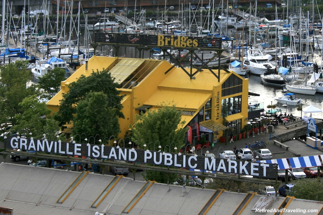 Granville Island Vancouver Stop - Alaska Cruise From Seattle.jpg