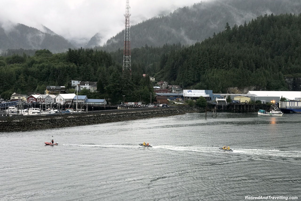 Ketchikan Harbour - A Rainforest Excursion in Ketchikan.jpg