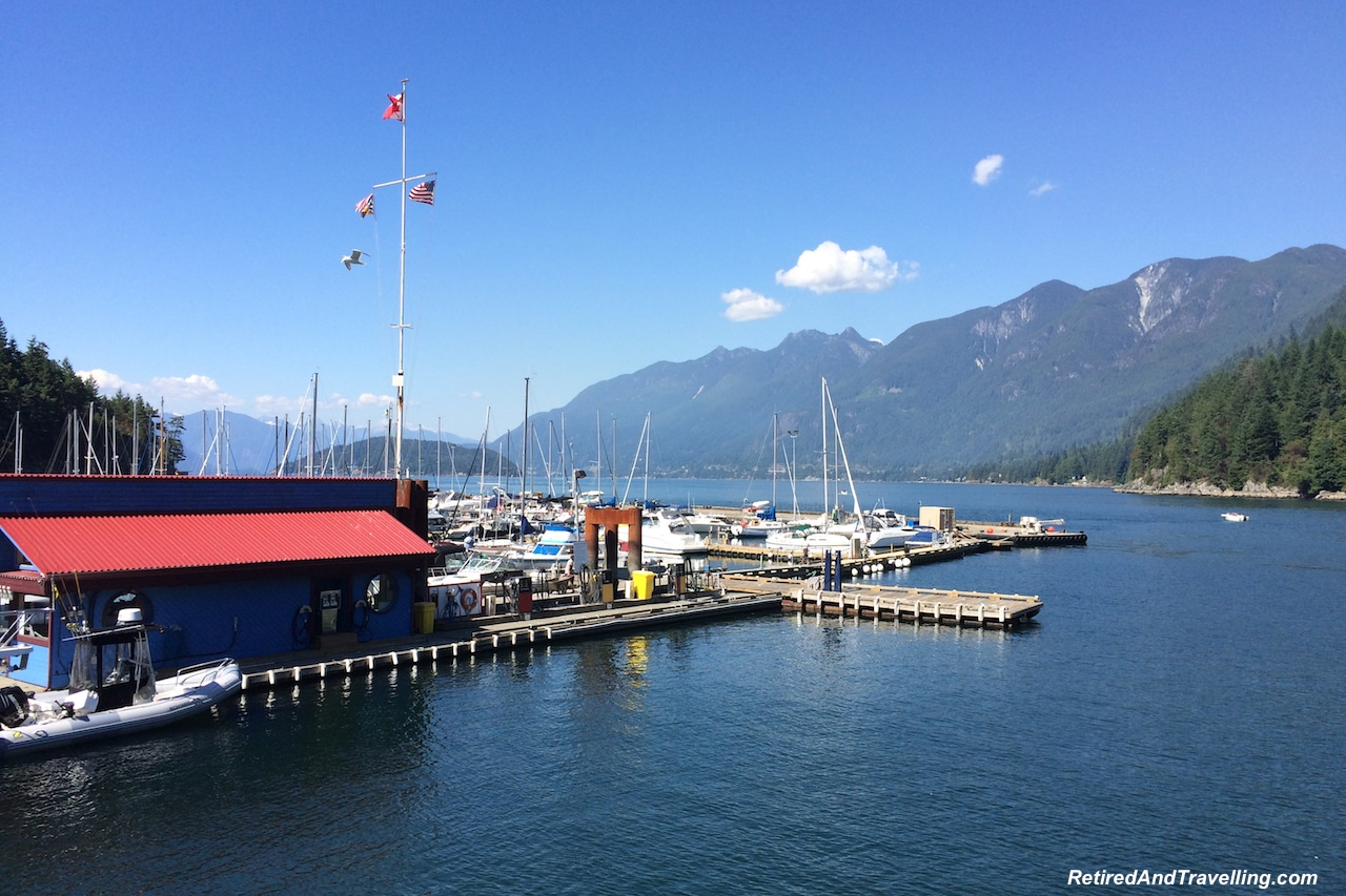 Horseshoe Bay Vancouver Stop - Alaska Cruise From Seattle.jpg