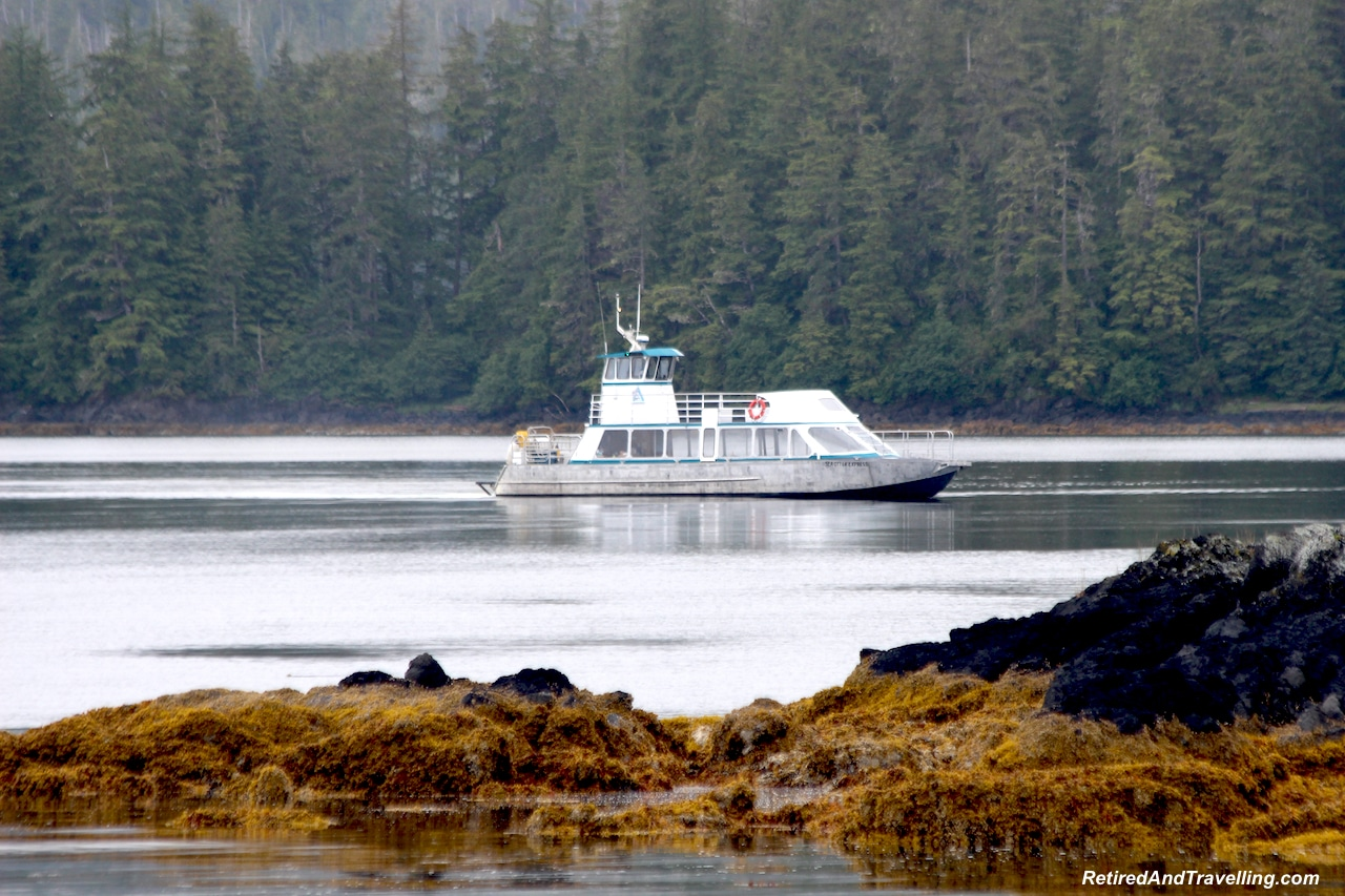 BoatSea Otter Express on Starfish Island - Visit Sitka in Alaska.jpg