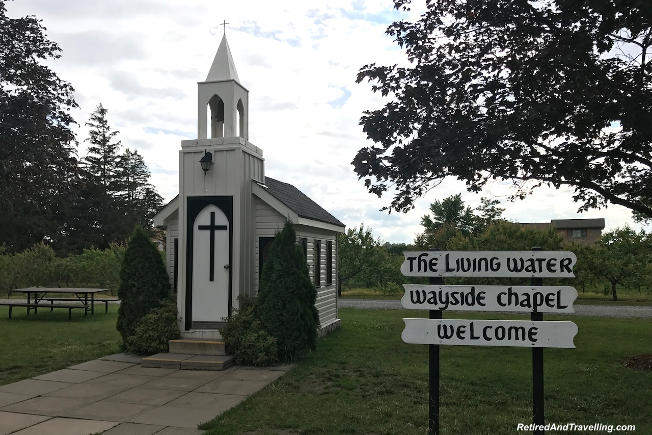 Living Water Wayside Chapel Niagara Parkway - Things To Do In Niagara Falls.jpg