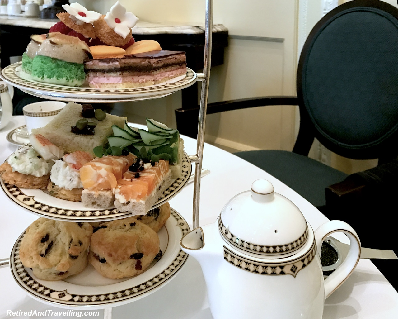 Fairmont Georgian Afternoon Tea - Things To Do In Seattle.jpg