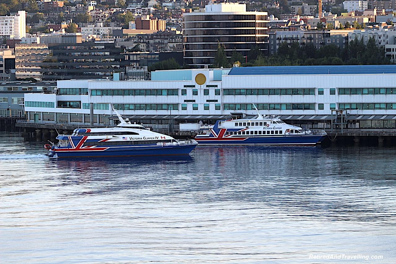 Seattle Ferry - Vancouver Stop On An Alaska Cruise.jpg