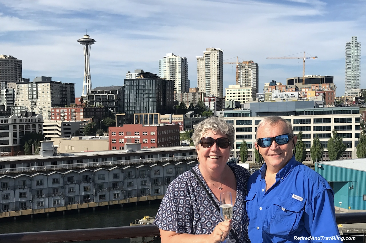 From Our Cruise Ship - Seattle Space Needle Views.jpg